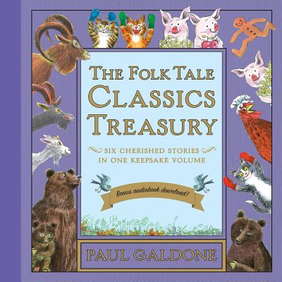 The Folk Tale Classics Treasury By Galdone, Paul